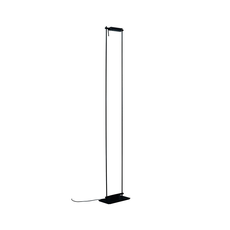 Nemo Lighting Logo Floor Lamp by M. Barbaglia