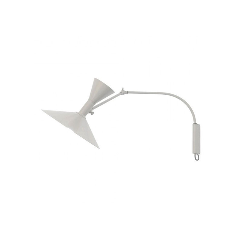 Nemo Lighting Lampe De Marseille Mini Wall Lamp by Le Corbusier