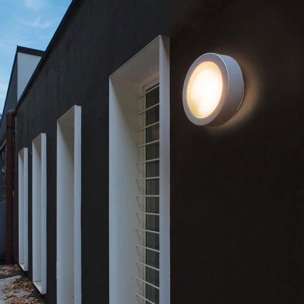 Outdoor Aquarius Wall/Ceiling Light