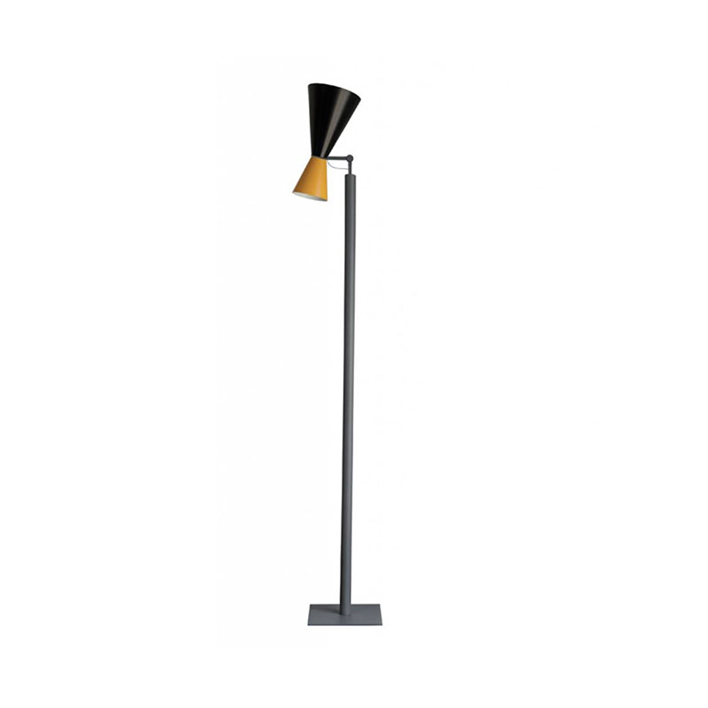 Nemo Lighting Parliament Floor Lamp by Le Corbusier