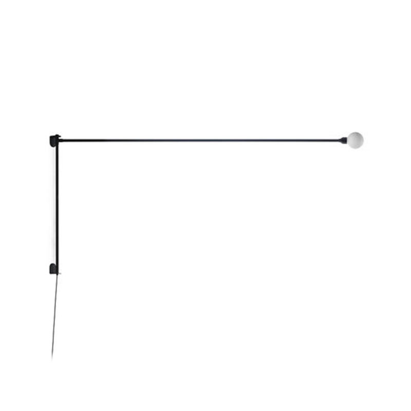 Nemo Lighting Potence Pivotante Wall Lamp by C. Perriand