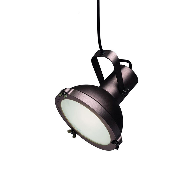 Nemo Lighting Projecteur 165 Pendant Light by Le Corbusier Olson and Baker - Designer & Contemporary Sofas, Furniture - Olson and Baker showcases original designs from authentic, designer brands. Buy contemporary furniture, lighting, storage, sofas & chairs at Olson + Baker.