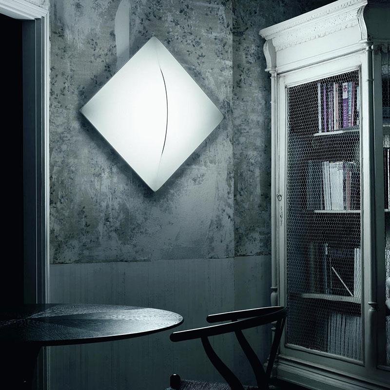 Nemo Saori Wall or Ceiling Lamp by K. Takahama life 1
