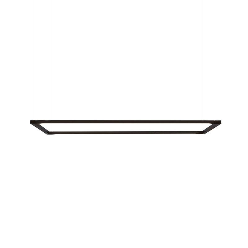 Nemo Lighting Spigolo Horizontal Pendant Lamp by Studiocharlie