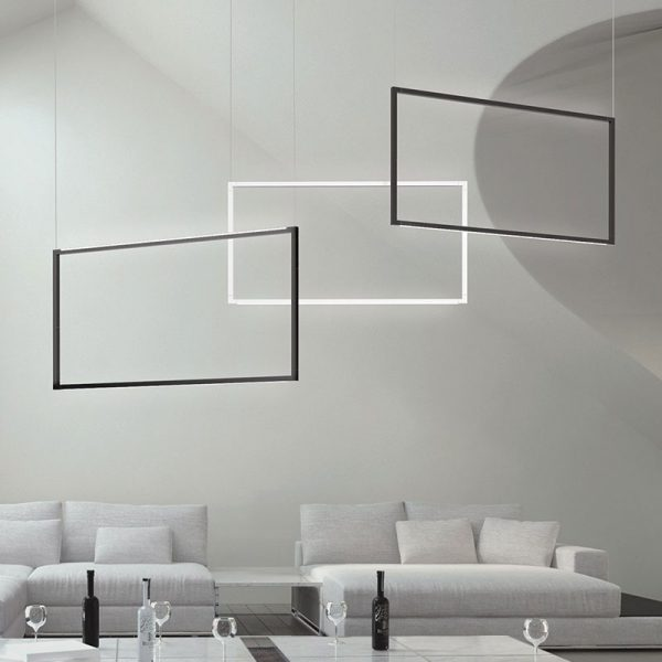 Spigolo Vertical Pendant Light