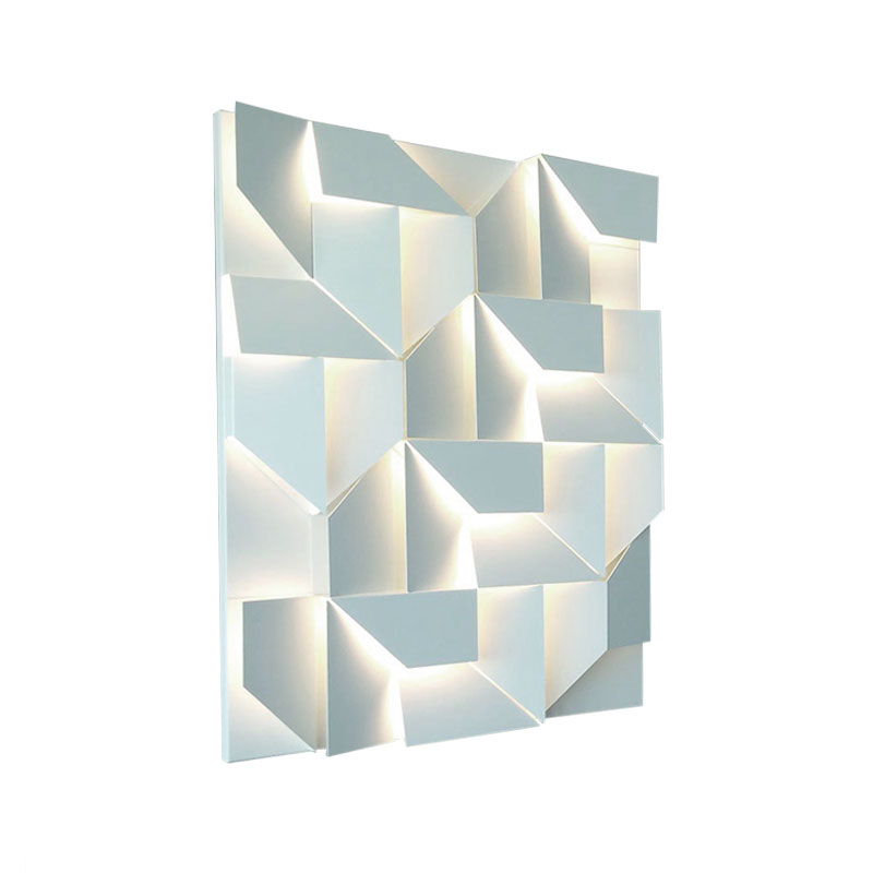 Nemo Lighting Wall Shadows Grand Wall Lamp by Charles Kalpakian