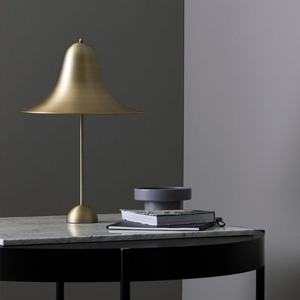 Pantop Large Table Lamp in Brushed Brass
