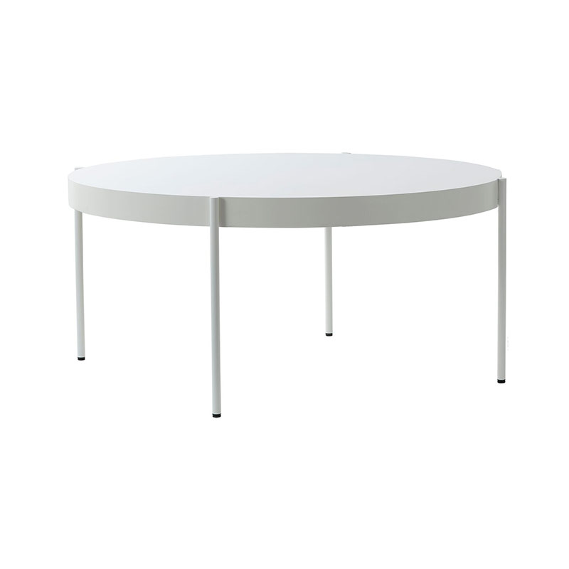 Verpan Series 430 Round Ø160cm Table by Verner Panton