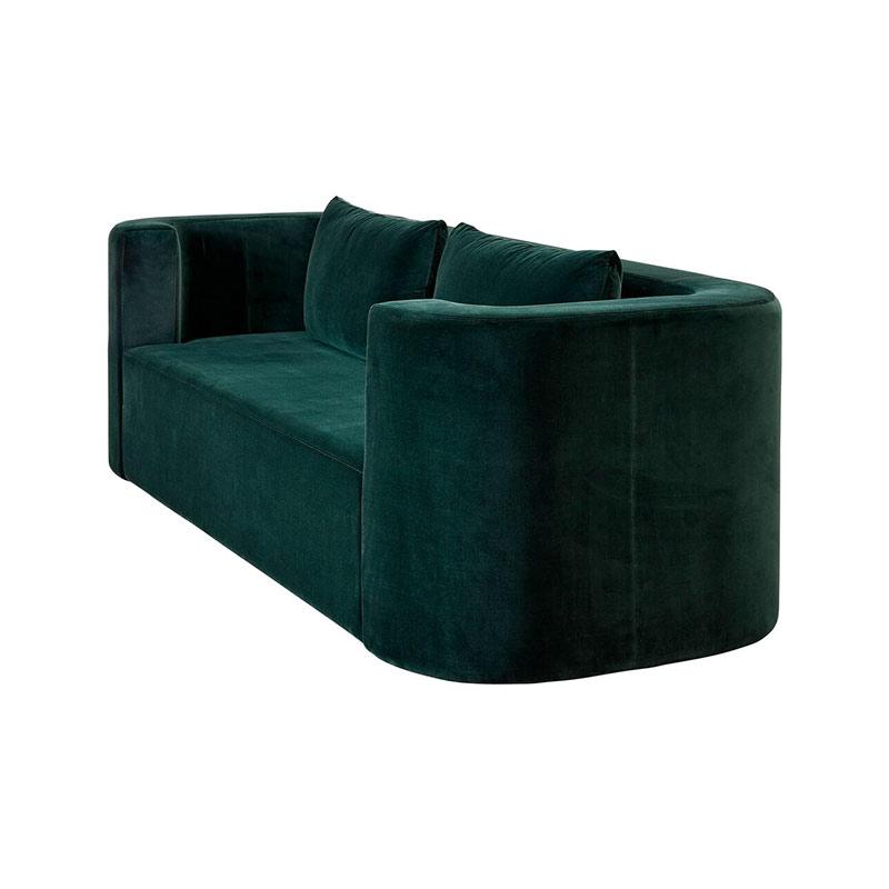 Verpan VP168 Three Seat Sofa by Verner Panton 3