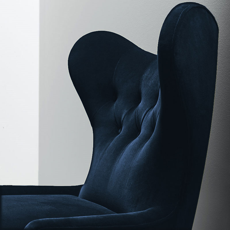 Ampère Lounge Chair by Olson and Baker Lifeshot 02