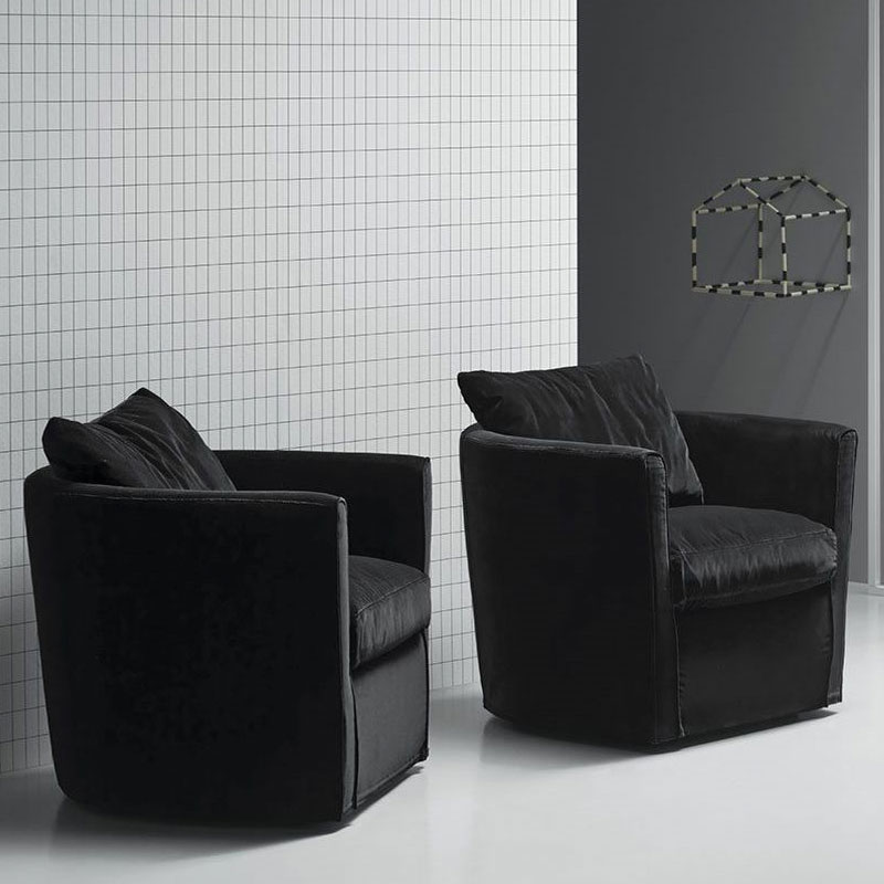Bernoulli Lounge Chair by Olson and Baker Lifeshot 01