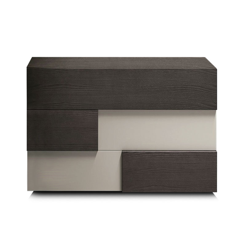 Olson and Baker Burnell Chest of Three Drawers by Olson and Baker Studio Olson and Baker - Designer & Contemporary Sofas, Furniture - Olson and Baker showcases original designs from authentic, designer brands. Buy contemporary furniture, lighting, storage, sofas & chairs at Olson + Baker.
