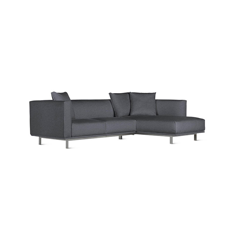 Case Furniture Bilsby Three Seat Right Hand Facing Corner Sofa by Mathew Hilton 2