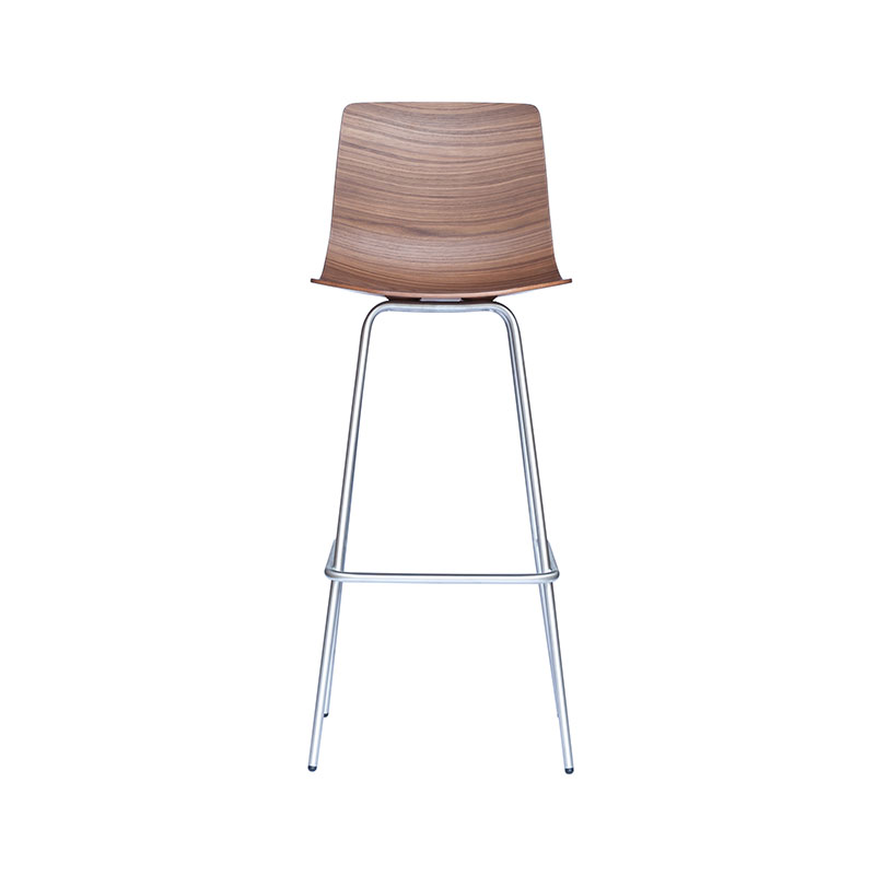 Case Furniture Loku High Bar Stool by Shin Azumi