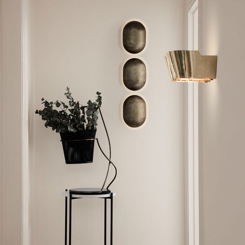 Gubi 9464 Wall Lamp by Paavo Tynell 5