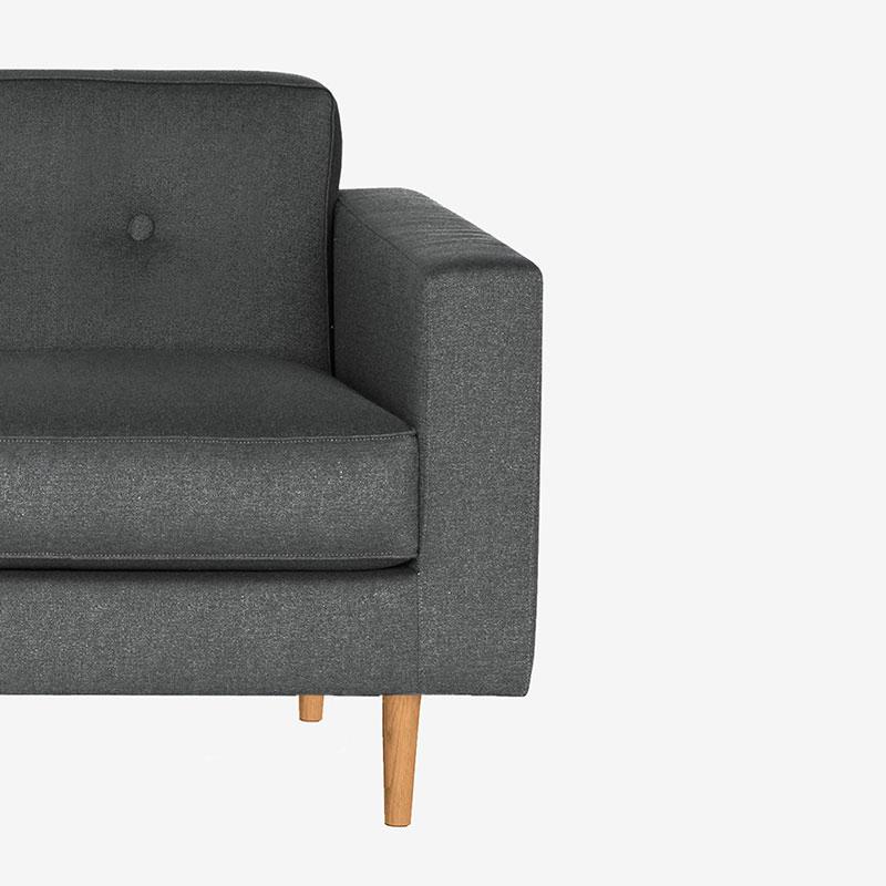 Case Furniture Moulton Armchair by Matthew Hilton