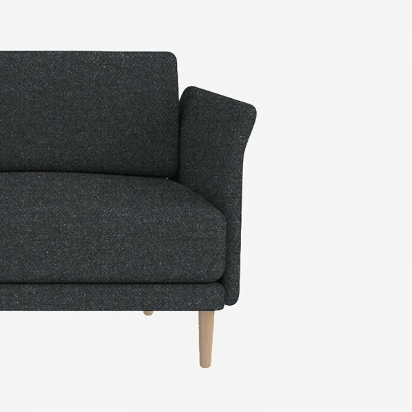 Theo Three Seat Right Hand Facing Corner Sofa