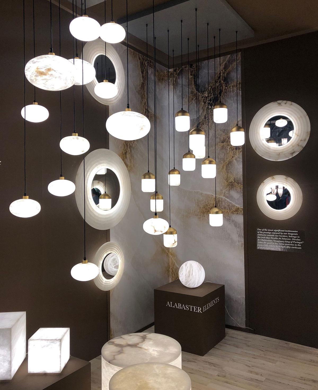 Olson and baker at Alabaster Elements_Milan 2019 1
