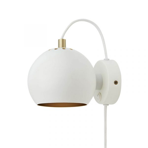 Ball Anniversary Wall Lamp