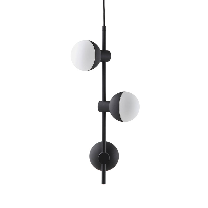 Frandsen Fabian Vertical Chandelier by Frandsen Design Studio