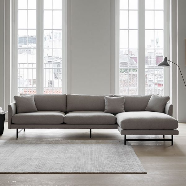 Calmo 80 Three Seater Chaise