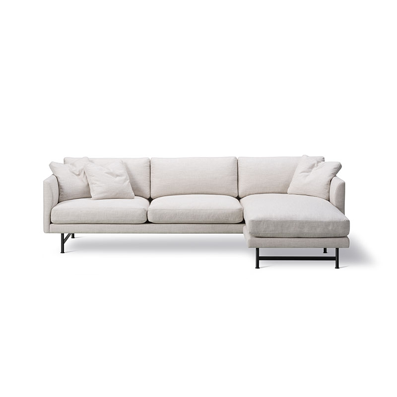 Fredericia Calmo 80 Three Seater Chaise by Hugo Passos