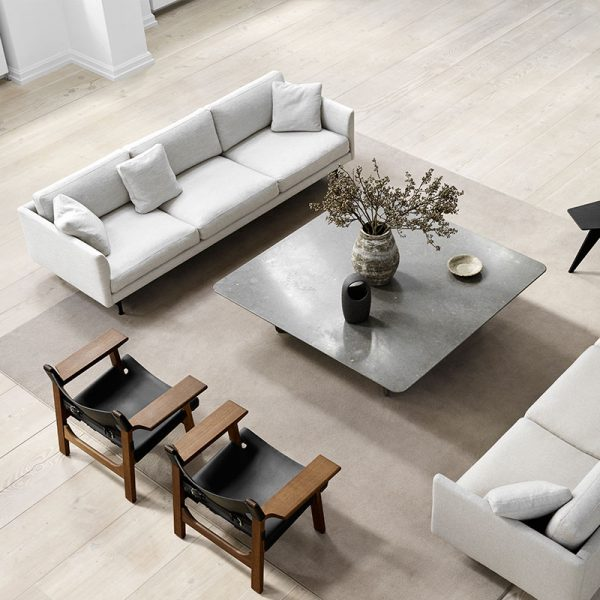 Calmo 80 Three Seat Sofa