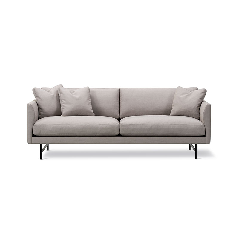 Fredericia Calmo 95 Two Seat Sofa by Hugo Passos