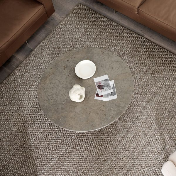 Tableau Round Coffee Table