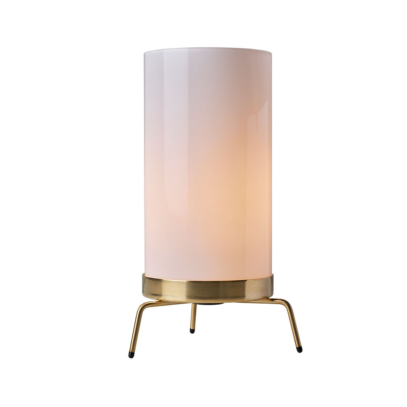 Light Years Planner Table Lamp by Paul McCobb Brass