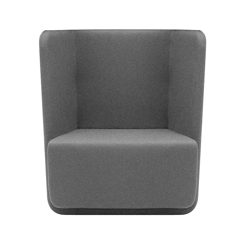 Softline Basket Chair with Low Backrest 171 Divina 3 01