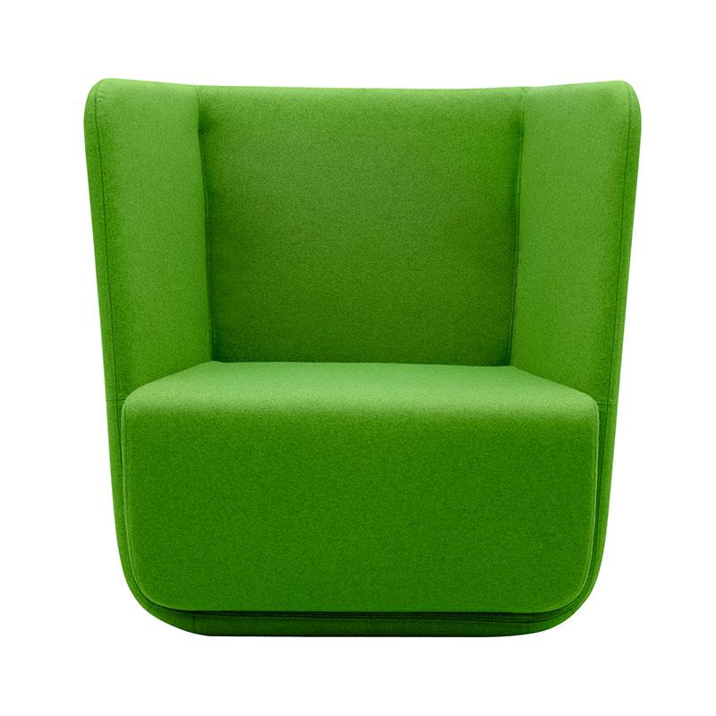 Softline Basket Chair with Low Backrest 956 Divina 3 01