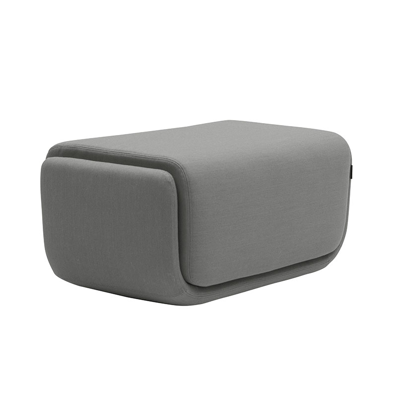 Softline Basket Pouf Small 171 Divina 3 01 Olson and Baker - Designer & Contemporary Sofas, Furniture - Olson and Baker showcases original designs from authentic, designer brands. Buy contemporary furniture, lighting, storage, sofas & chairs at Olson + Baker.