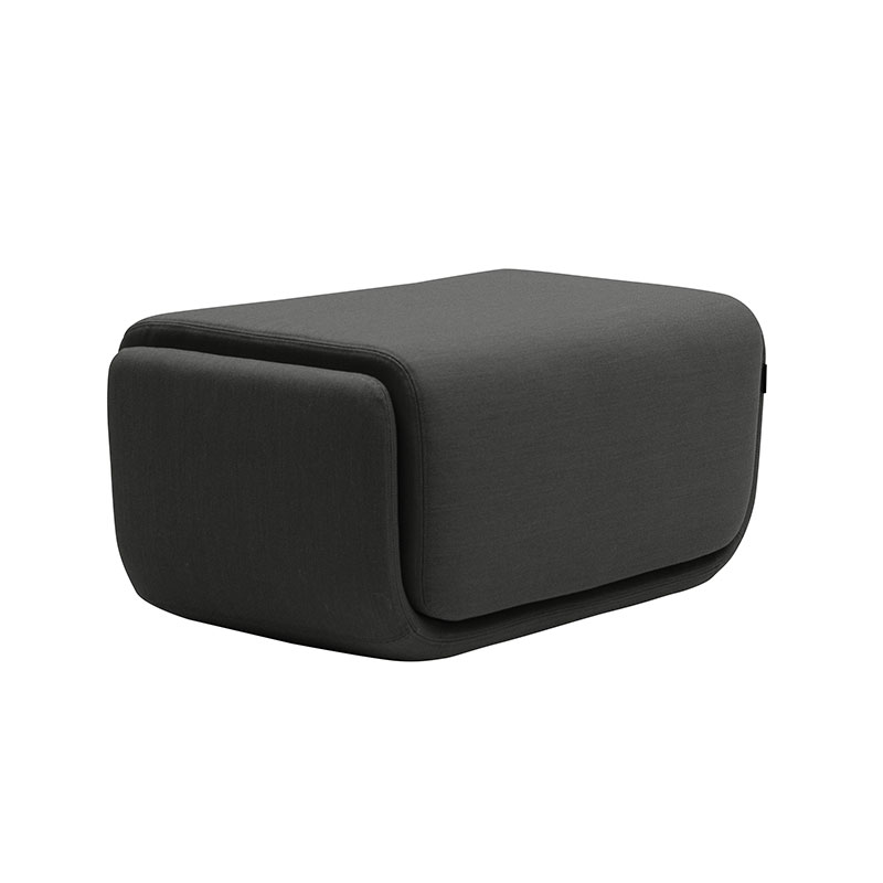 Softline Basket Pouf Small by Matthias Demacker