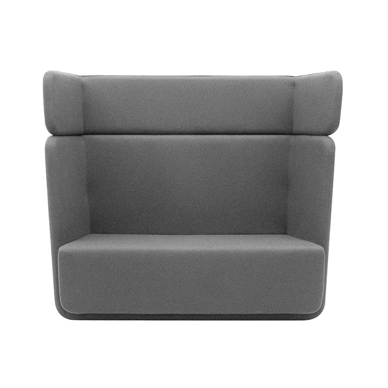 Softline Basket Two Seat Sofa with High Backrest 171 Divina 3 01