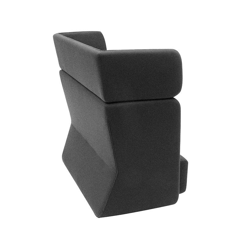 Softline Basket Two Seat Sofa with High Backrest 181 Divina 3 04