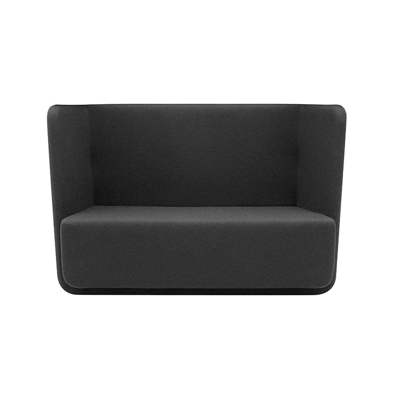 Softline Basket Two Seat Sofa with Low Backrest by Matthias Demacker
