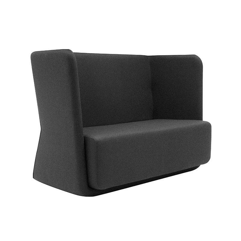 Softline Basket Two Seat Sofa with Low Backrest 181 Divina 3 02 Olson and Baker - Designer & Contemporary Sofas, Furniture - Olson and Baker showcases original designs from authentic, designer brands. Buy contemporary furniture, lighting, storage, sofas & chairs at Olson + Baker.