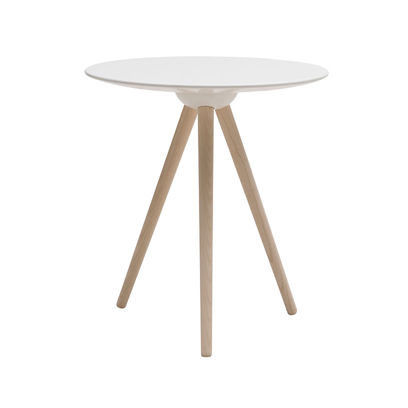 Softline Circoe Side Table Ash 02 Olson and Baker - Designer & Contemporary Sofas, Furniture - Olson and Baker showcases original designs from authentic, designer brands. Buy contemporary furniture, lighting, storage, sofas & chairs at Olson + Baker.
