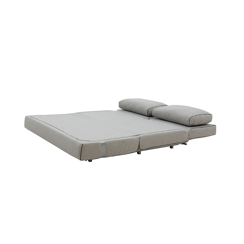Softline City Two Seat Sofa Bed Felt Melange 620 02 Olson and Baker - Designer & Contemporary Sofas, Furniture - Olson and Baker showcases original designs from authentic, designer brands. Buy contemporary furniture, lighting, storage, sofas & chairs at Olson + Baker.