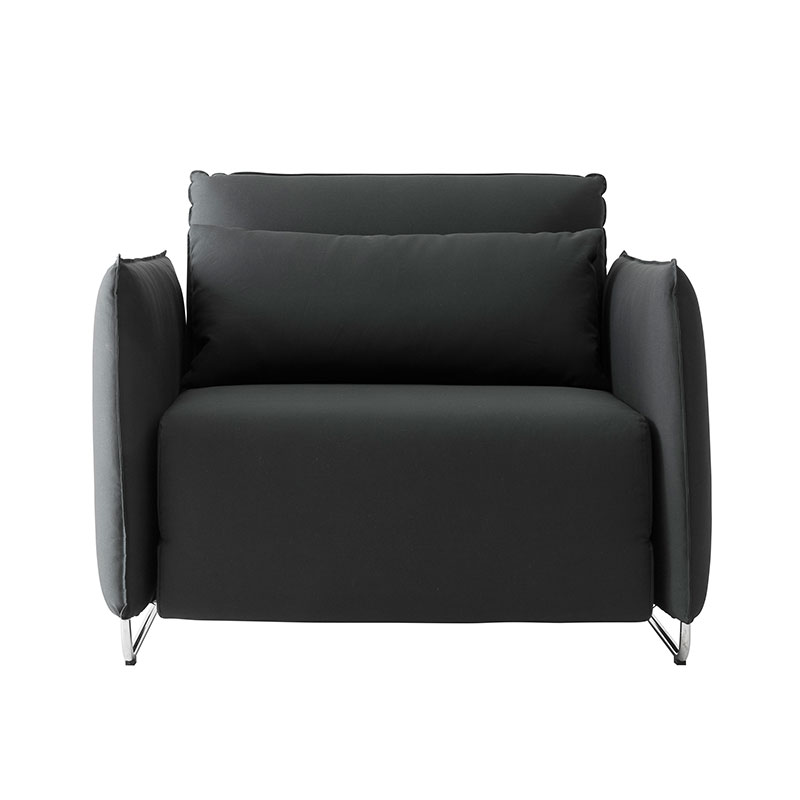 Softline Cord Chair & Single Sofa Bed by Busk+Hertzog