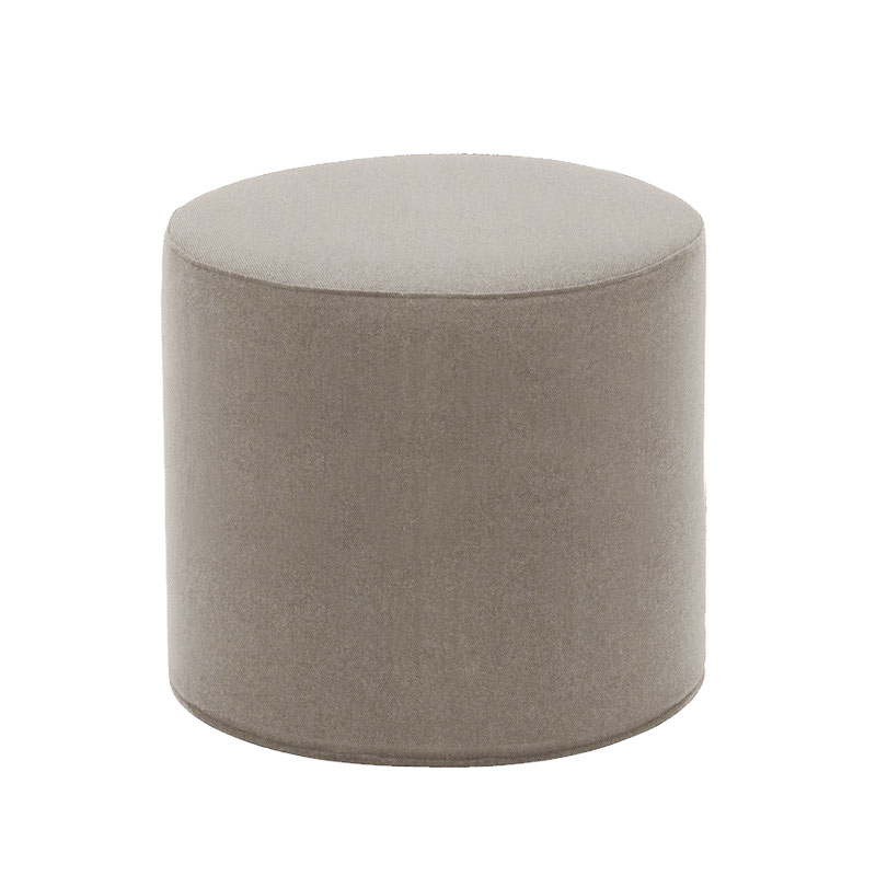 Softline Drum Pouf High by Softline Design Team