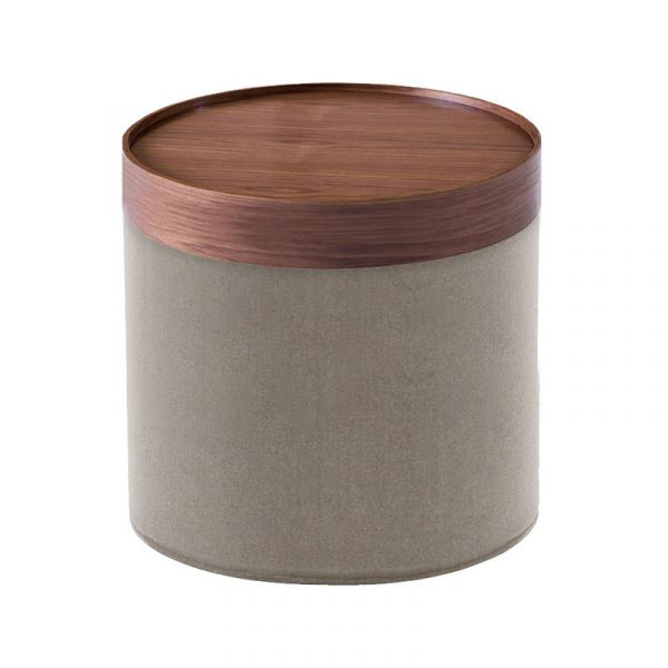 Drum Pouf High