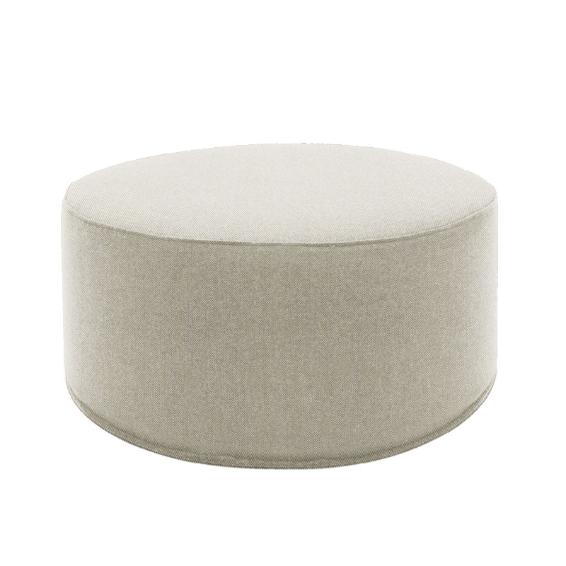 Softline Drum Pouf Large by Softline Design Team