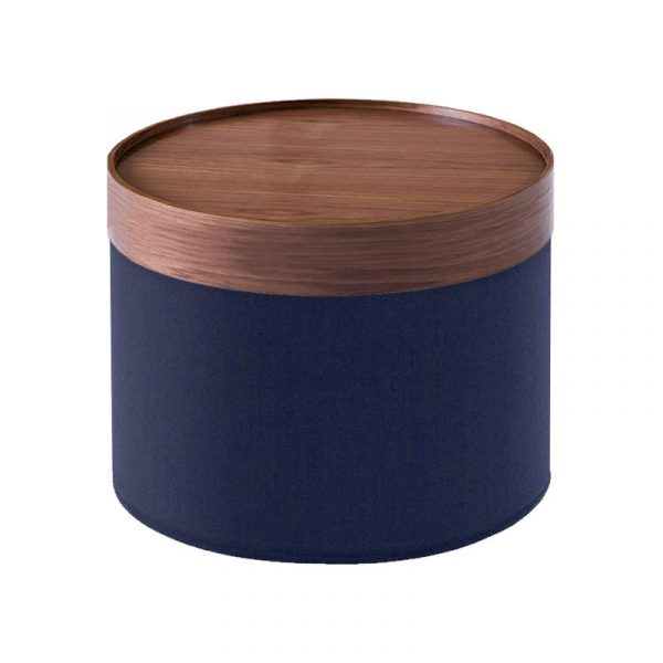 Drum Pouf Small