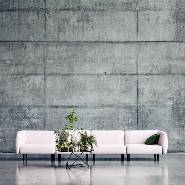 Elle Three Seat Sofa