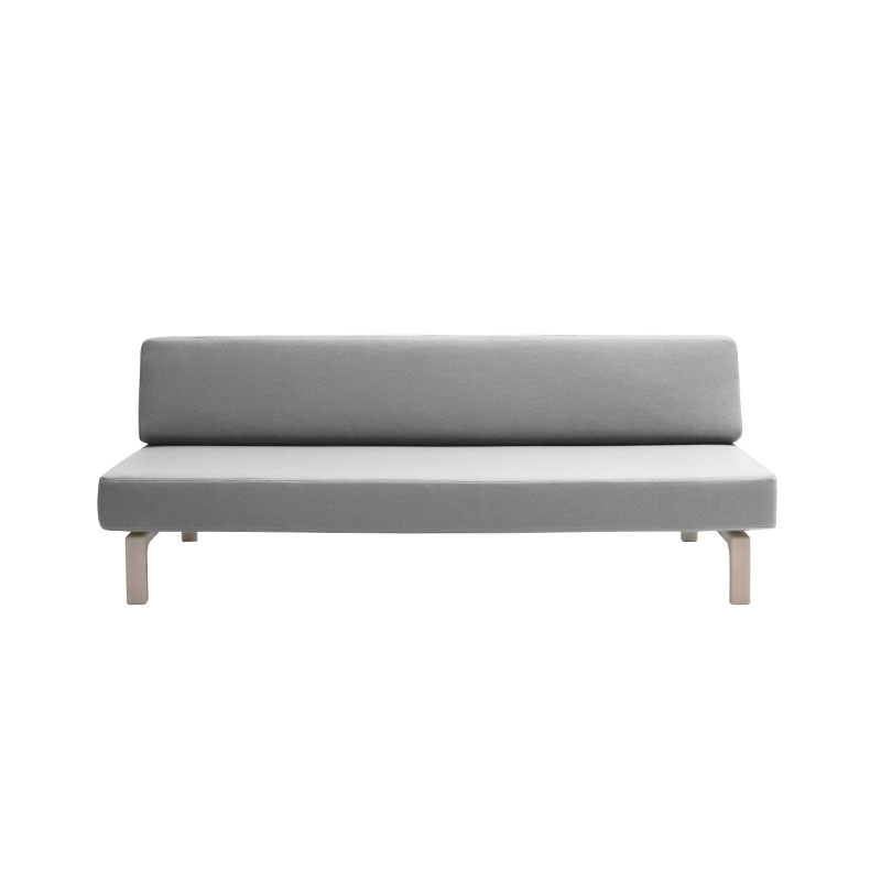 Softline Lazy Three Seat Sofa Bed by Andreas Lund
