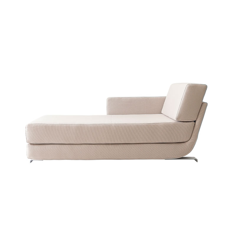 Softline Lounge Chaise Longue Modular Sofa Element by Muller & Wulff
