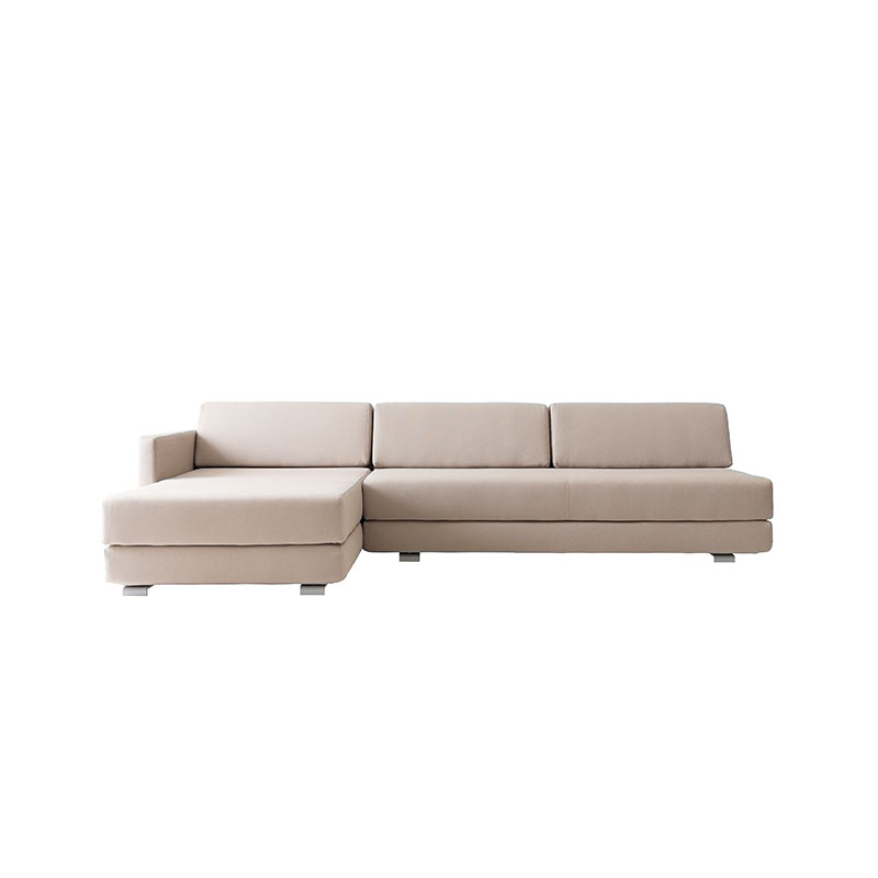 Softline Lounge Chaise Longue Modular Sofa Element 446 Vision 02 Olson and Baker - Designer & Contemporary Sofas, Furniture - Olson and Baker showcases original designs from authentic, designer brands. Buy contemporary furniture, lighting, storage, sofas & chairs at Olson + Baker.