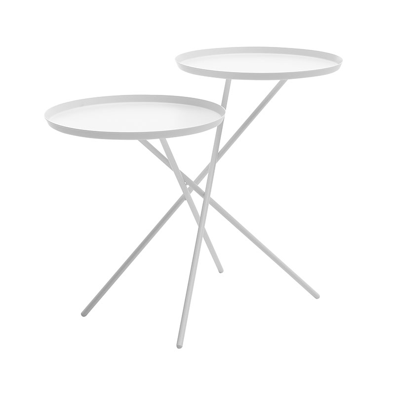 Softline Monday Side Table by Busk-Hertzog